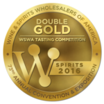 2016 Spirits Double Gold - WSWA Tasting Competition